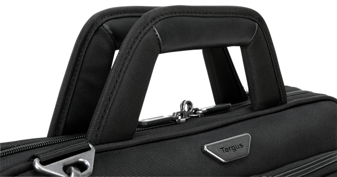 """Picture of 15.6"""" Mobile ViP Slim Brief with SafePort® Sling Drop Protection"""