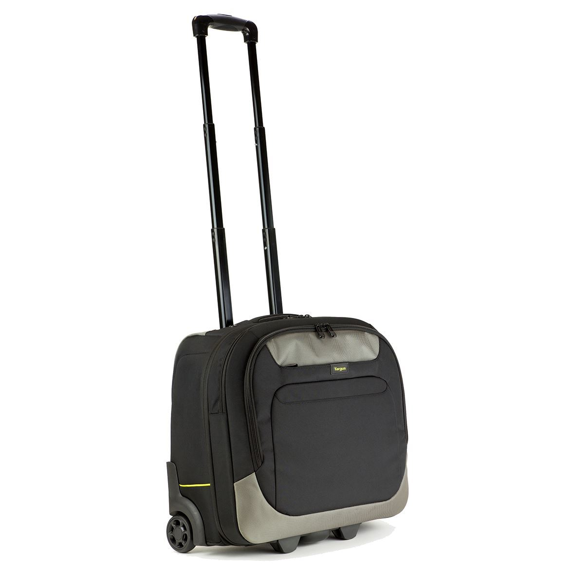Picture Of Citygear 17 3 Laptop Roller Bag Black