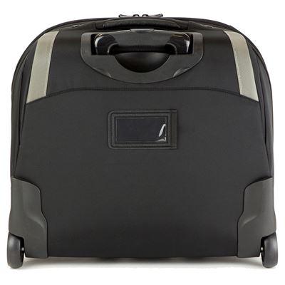 """Image sur CityGear Sacoche à roulettes pour ordinateur portable 17,3"""" - Noir"""
