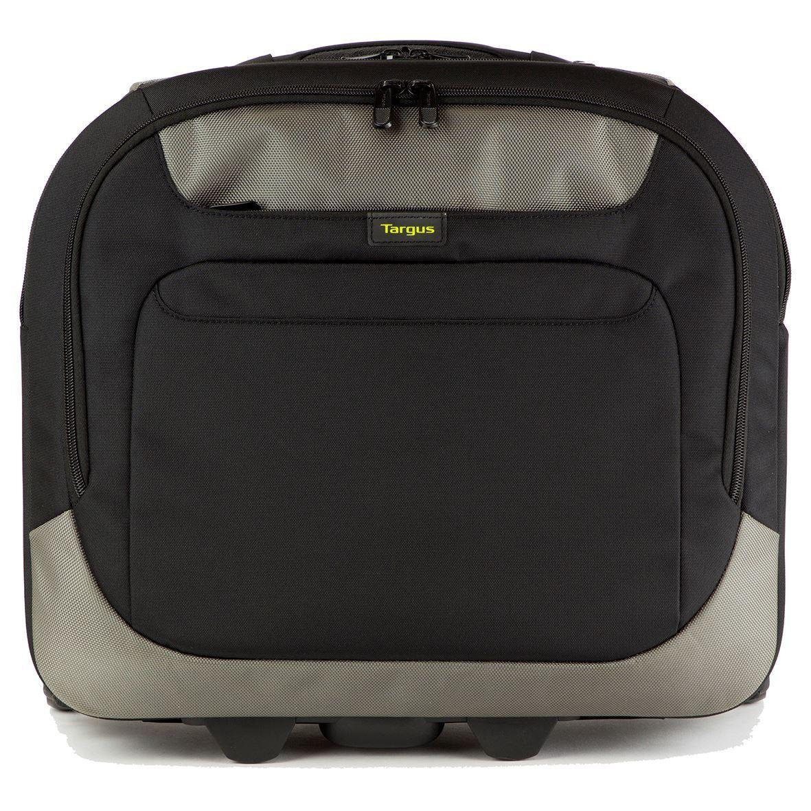 citygear sacoche roulettes pour ordinateur portable 17 3. Black Bedroom Furniture Sets. Home Design Ideas
