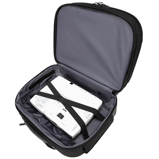 """14"""" Mobile Elite Checkpoint-Friendly Overnight Roller with SafePort® Sling"""