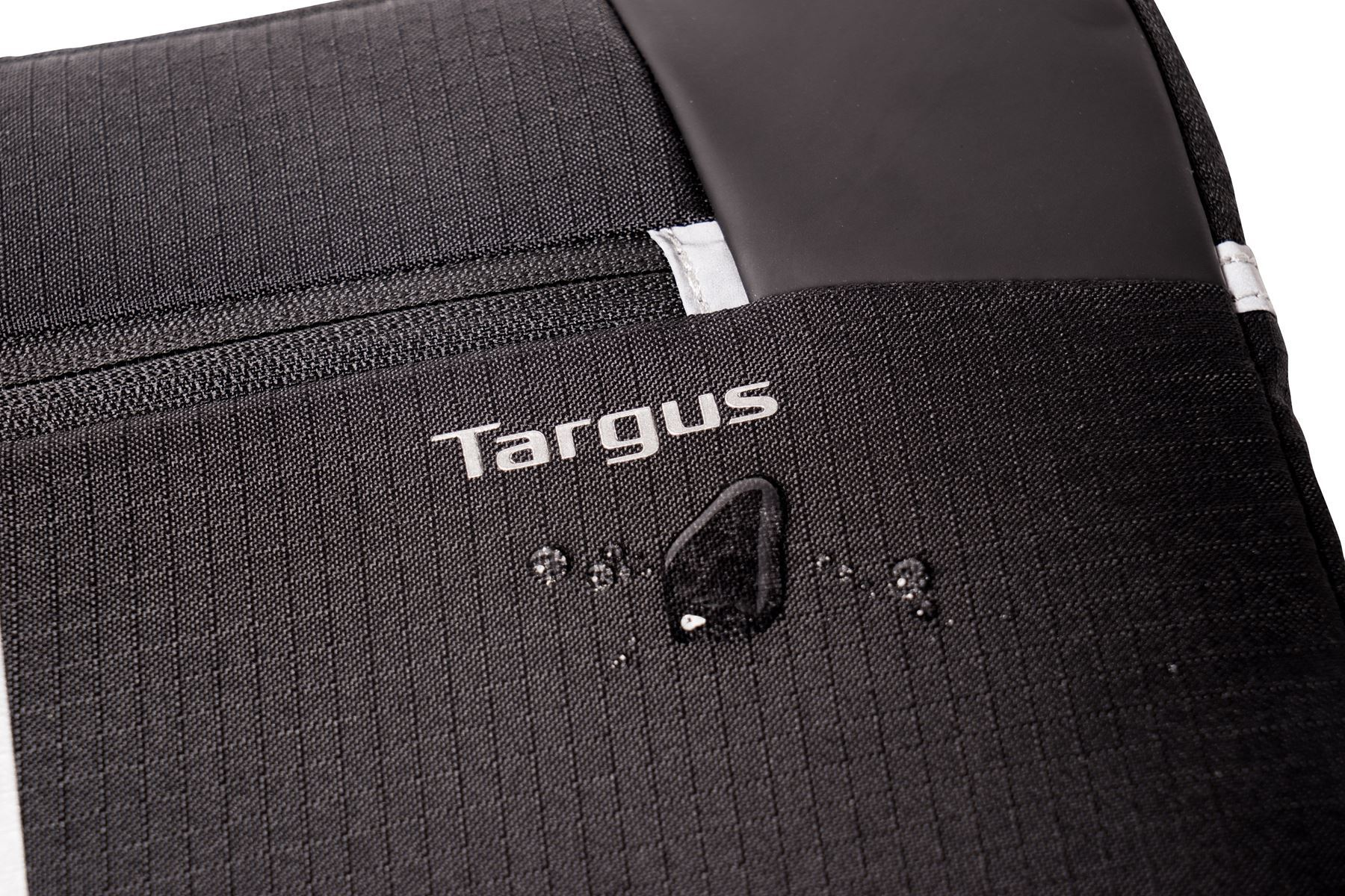 "Picture of Targus 13-14"" Bex II Laptop Sleeve - Black with black trim"