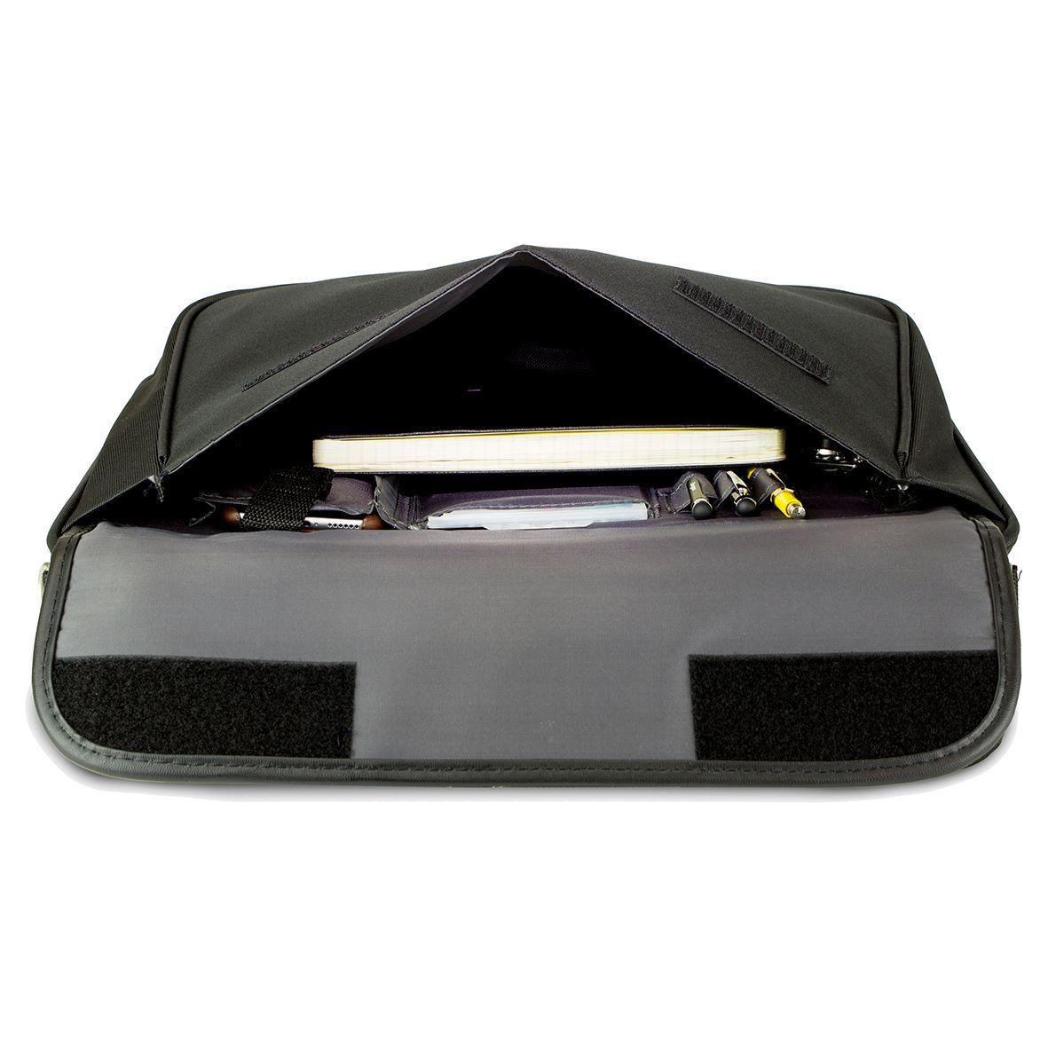 Notepac Plus 15 6 Clamshell Case Black