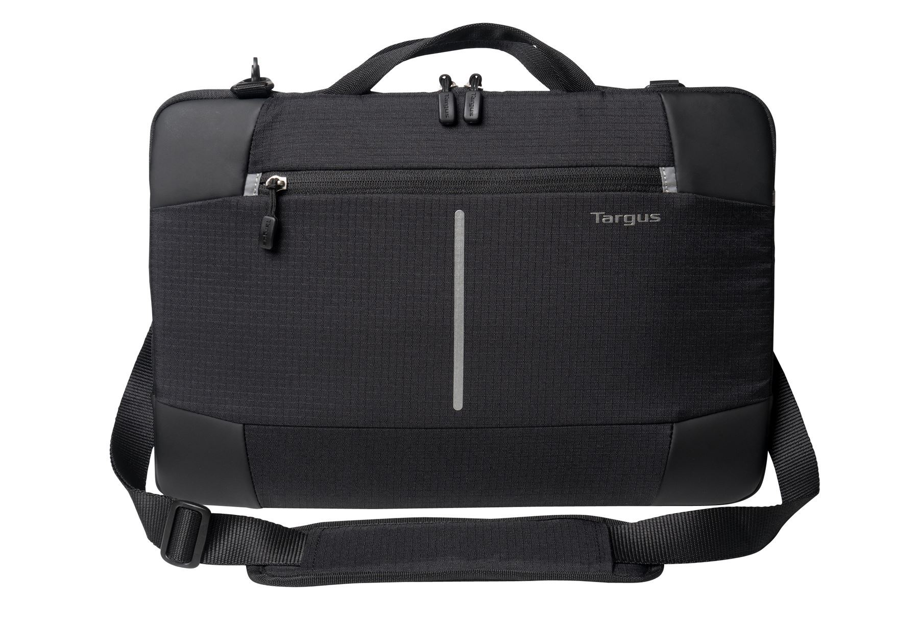 "Picture of Targus 15.6"" Bex II Laptop Slipcase - Black with black trim"