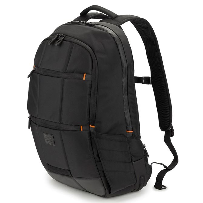 """Picture of Grid 16"""" Advanced Laptop Backpack - Black"""