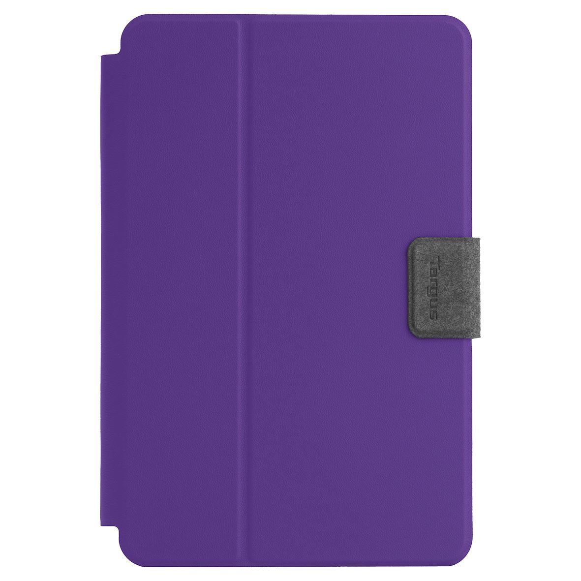 Safefit 9 10 Inch Rotating Universal Tablet Case Purple