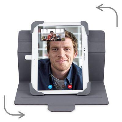 """Imagen de Funda giratoria universal Pro-Tek de Targus para dispositivos de entre 9 y 10"""" - Schwarz"""