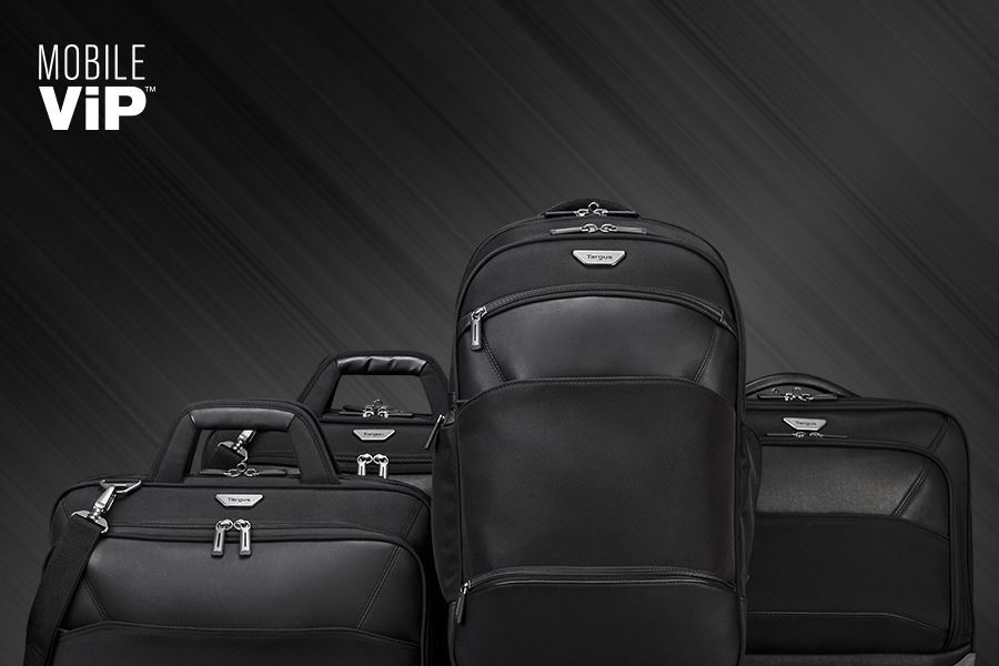 Targus Launches Mobile ViP Premium Line of Laptop Cases