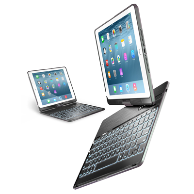 VersaType™ with Power Bank for iPad Air™ 2 and iPad Air (THZ650US)