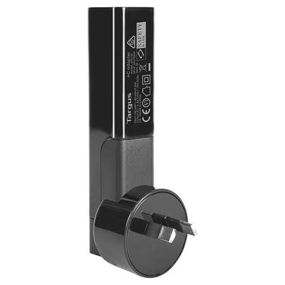 Bild von 4-fach USB-Schnellladegerät - Schwarz