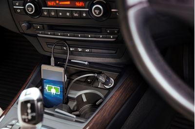 Bild von 45W USB-C Notebook-Ladegerät - Schwarz