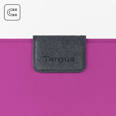 Bild von Targus SafeFit universelle drehbare Tablet-Hülle, 9-10 Zoll - Rosa
