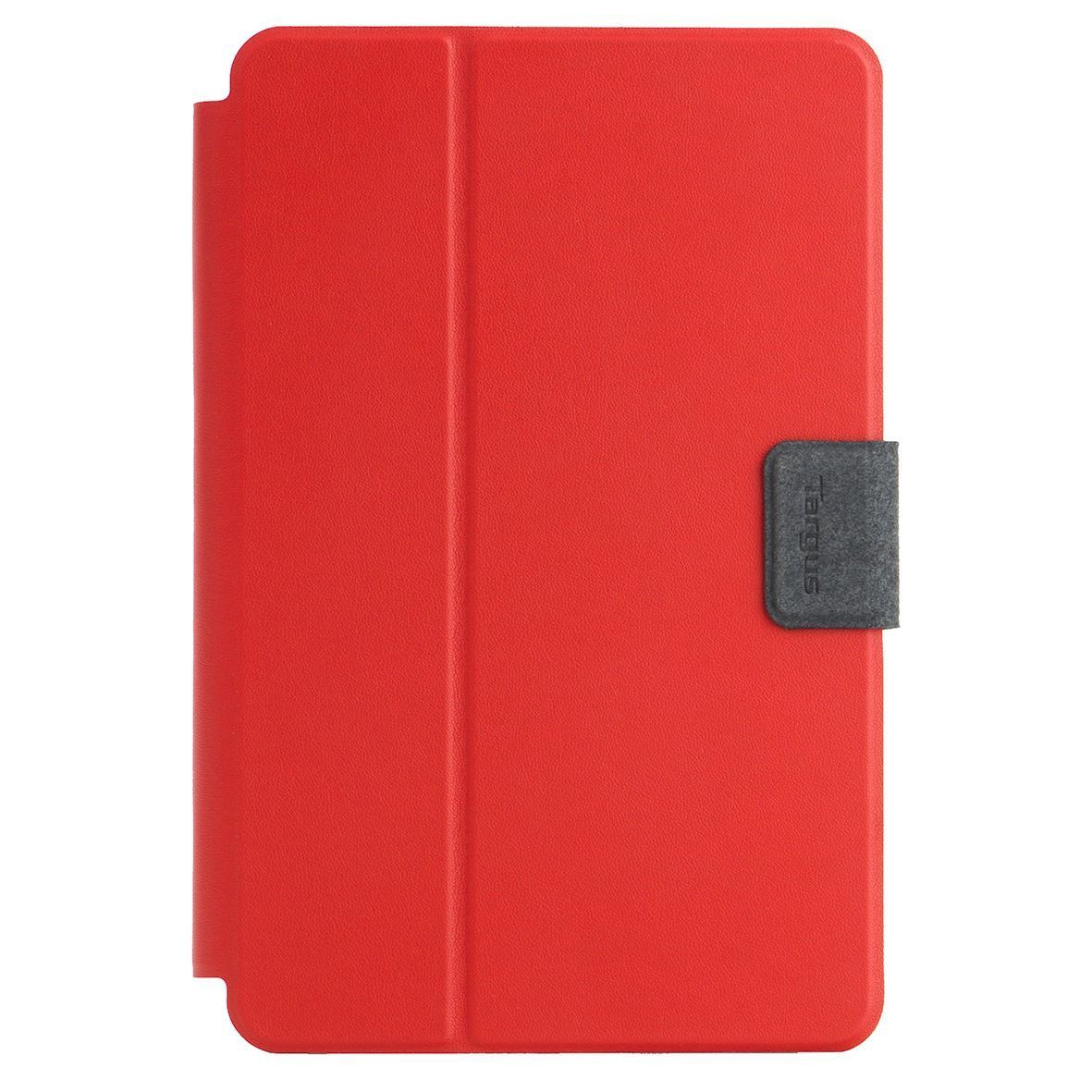 663799d3a9a9 SafeFit 7-8 inch Rotating Universal Tablet Case - Red