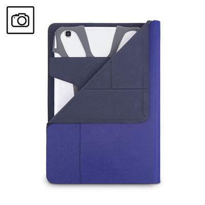 Bild von Fit N Grip universelle Tablet-Hülle für 7-8 Zoll - Blau