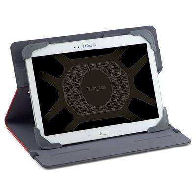 Bild von Fit N Grip universelle Tablet-Hülle für 9-10 Zoll - Rot