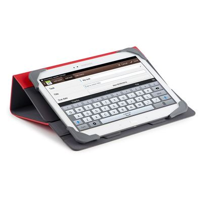 Picture of Fit N' Grip 9-10 inch Universal Tablet Case - Red