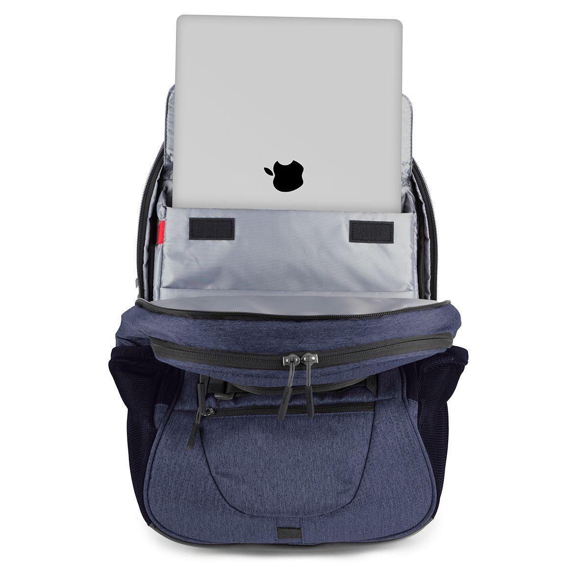 sac dos pour ordinateur portable targus urban explorer 15 6 bleu. Black Bedroom Furniture Sets. Home Design Ideas