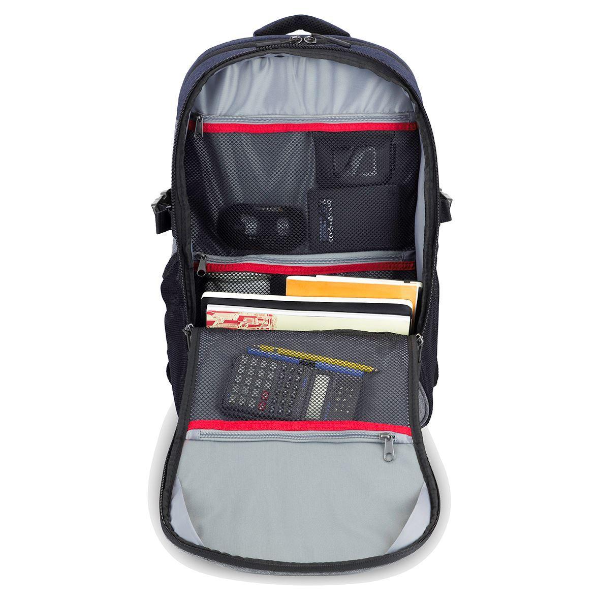 Urban Explorer 15 6 Quot Laptop Backpack Blue