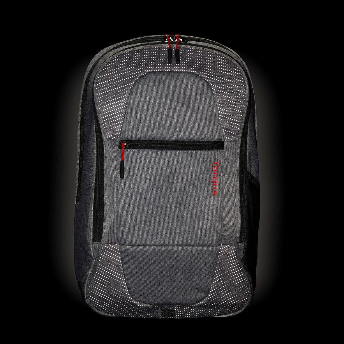 sac dos pour ordinateur portable targus urban commuter 15 6 gris. Black Bedroom Furniture Sets. Home Design Ideas