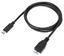 Picture of 1-Meter USB-C to micro-USB B 5Gbps Cable