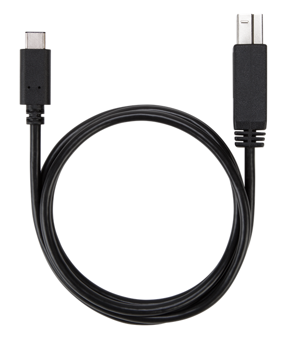1-Meter USB-C to USB-B 10Gbps Cable - (ACC924USX)