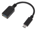 Picture of 0.15M USB-C/M to USB-A/F 5Gbps Adapter Cable