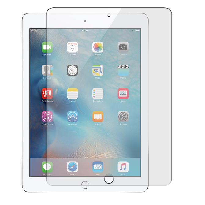 Tempered Glass Screen Protector for 9.7-inch iPad Pro, iPad Air 2, and iPad Air - (AVW1287USZ)
