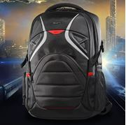 "Image de Sac à dos STRIKE 17,3"" Gaming - Noir/rouge"