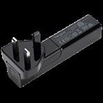 USB 4-Way International Fast Charger - (APA750US)