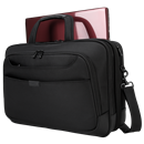 "Picture of 17"" Blacktop Deluxe Checkpoint-Friendly Briefcase with DOME Protection"
