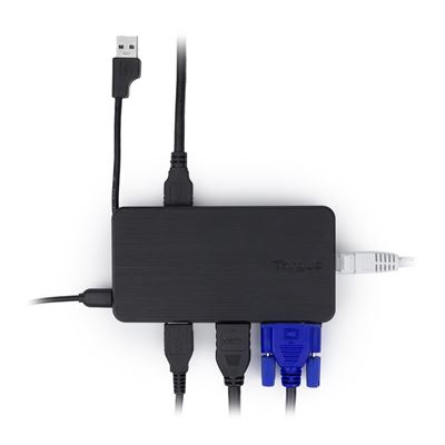 Imagen de Adaptador multi-pantalla USB de Targus - Negro