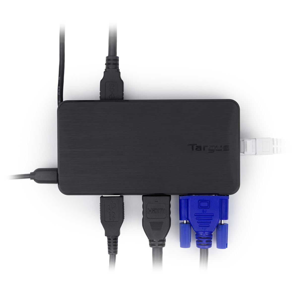 Targus Usb Multi Display Adapter Black Previously