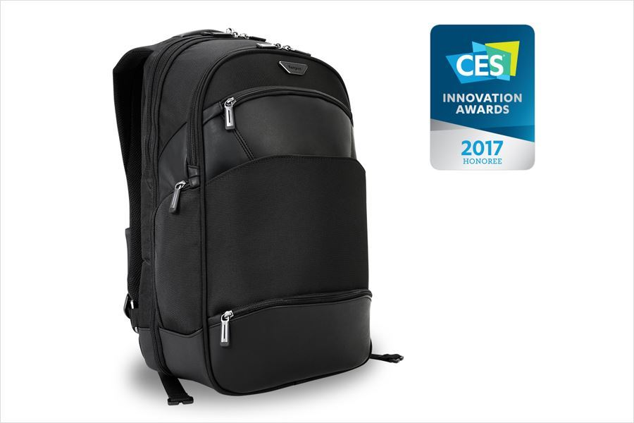 Targus® Mobile ViP Backpack Named CES® 2017 Innovation Awards Honoree