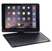 Bild von Versatype Keyboard Case (German Layout) für iPad Pro 9,7 Zoll, iPad Air 2 und iPad Air - Schwarz