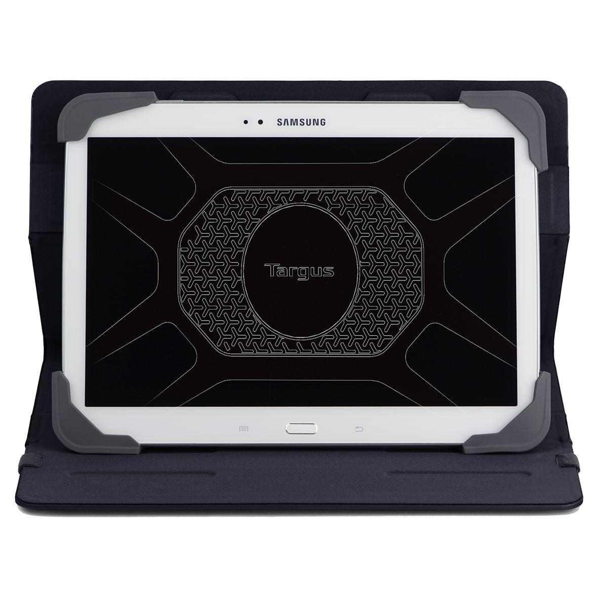 9-10.1'' Fit-N-Grip II Rotating Universal Tablet Case