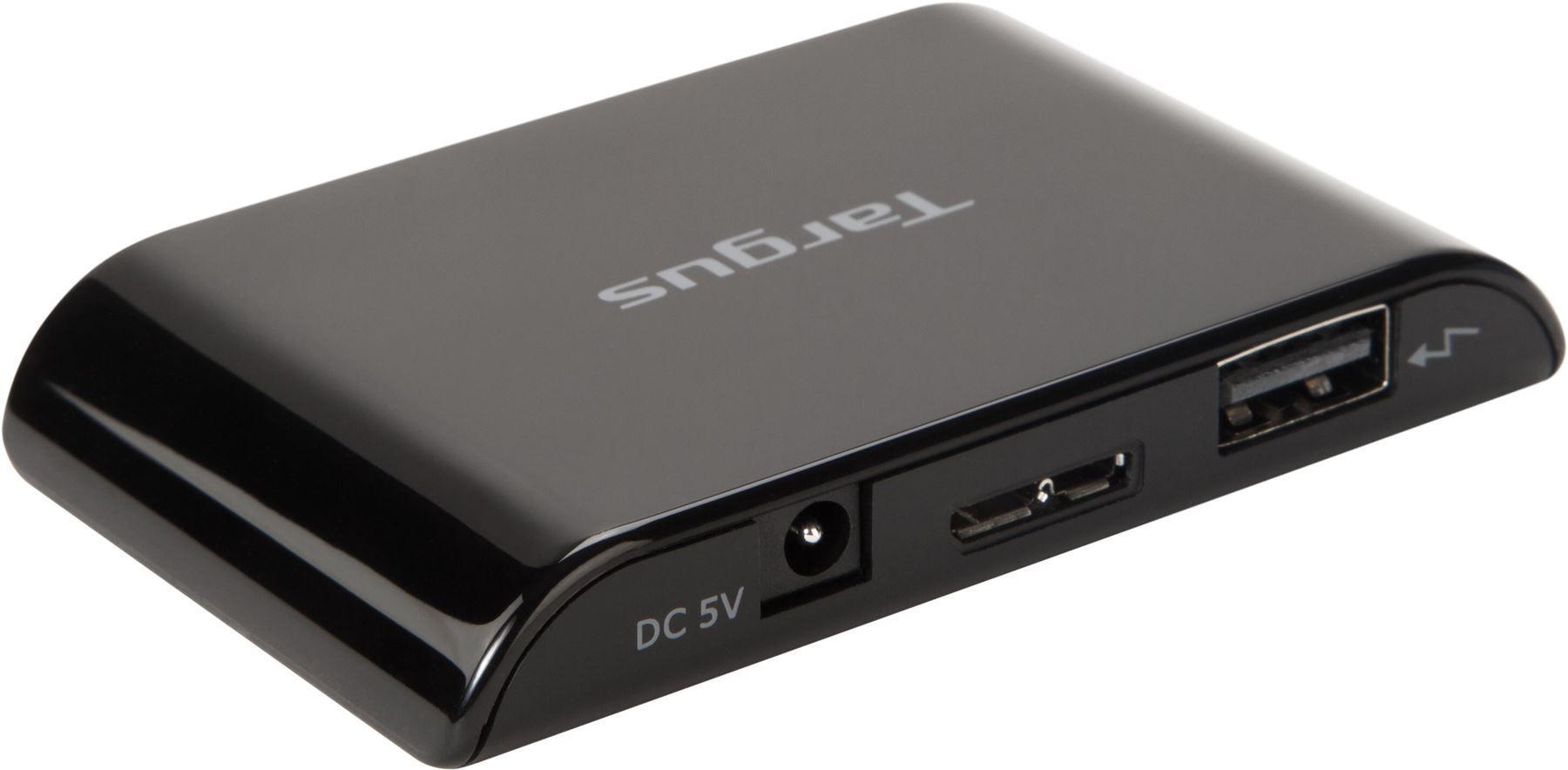 Targus 4-Port USB 3.0 SuperSpeed™ Hub
