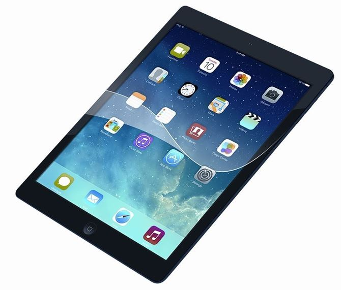 Picture of DreamVu Blue Light Screen Protector for iPad® Pro, Air & Air 2