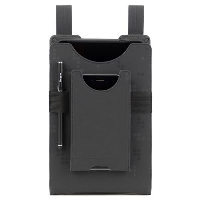"Picture of Field-Ready Tablet Holster (Portrait) fits most 7""-8"" tablets - Black"