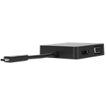 USB-C DisplayPort™ Alt-Mode Travel Dock - DOCK411USZ