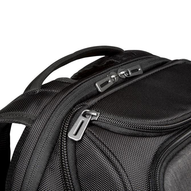 sac dos professional pour ordinateur portable de targus. Black Bedroom Furniture Sets. Home Design Ideas