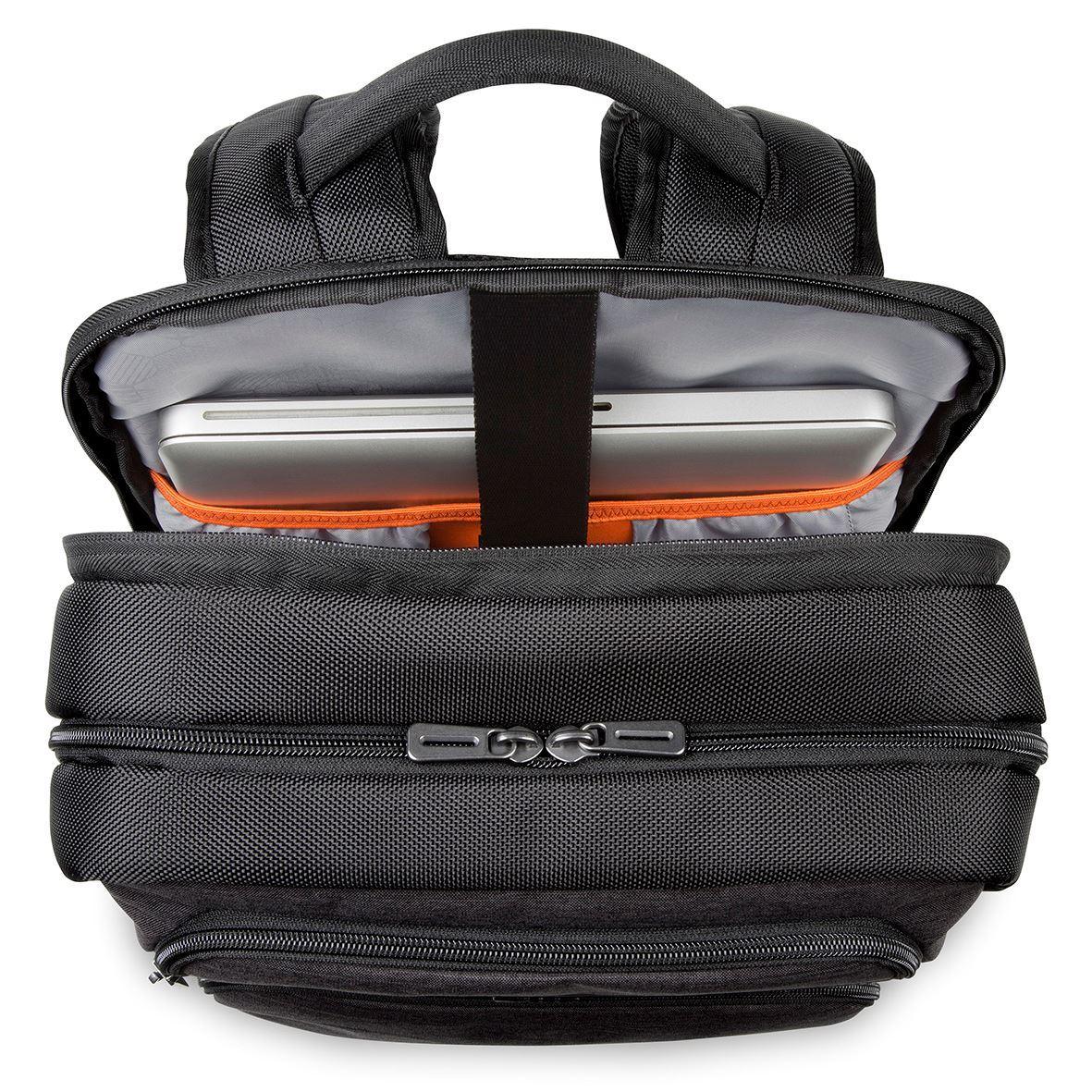 Citysmart 12 5 13 13 3 14 15 15 6 Advanced Laptop Backpack Black Grey