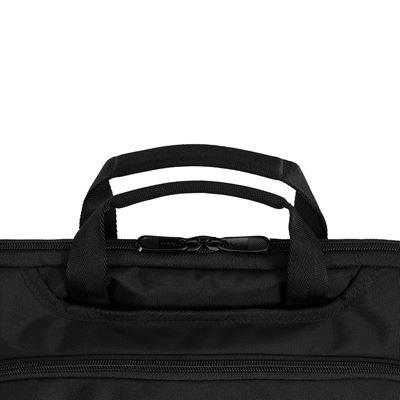 """Picture of Education 14"""" Shoulder Laptop Bag - Black/Grey"""