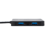 USB-C to 3-Port USB 3.0 Hub Combo Hub - ACH924USZ