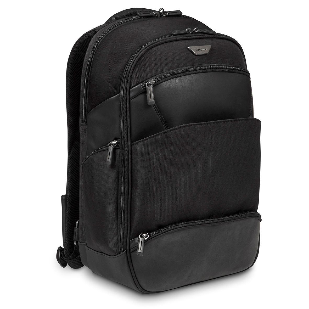 sac dos pour ordinateur portable targus mobile vip 12 15. Black Bedroom Furniture Sets. Home Design Ideas