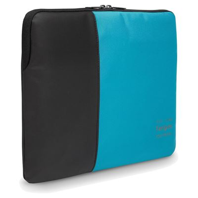 "Picture of Pulse 13 - 14"" Laptop Sleeve - Black/Atoll Blue"