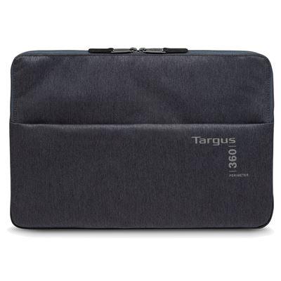 """Imagen de Funda 360 Perimeter de Targus para portátiles de entre 13-14"""" - Gris"""