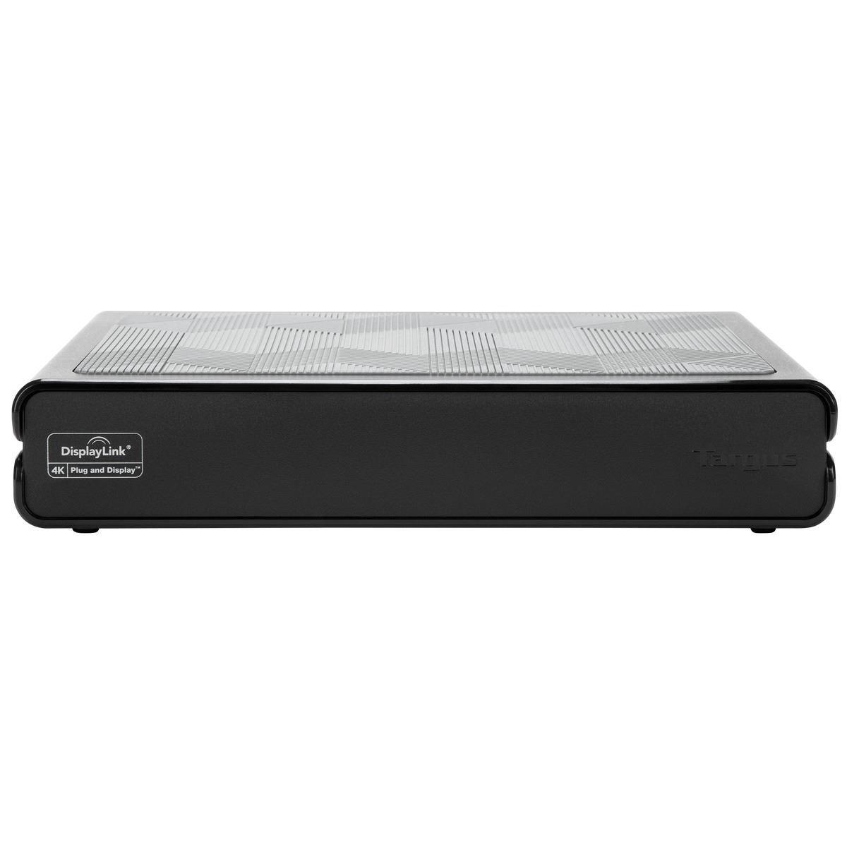DOCK177AUZ USB 3.0 Dual Video 4K Docking Station with Power