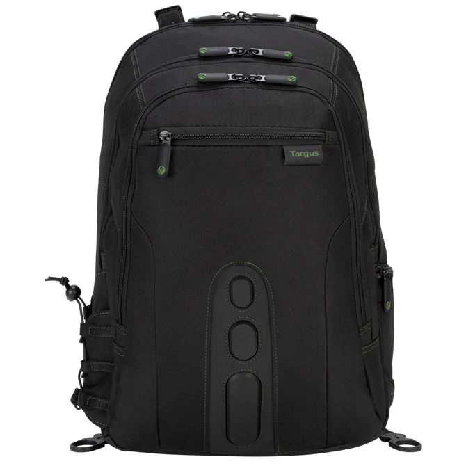 "Picture of 15.6"" Spruce™ EcoSmart® Checkpoint-Friendly Backpack"
