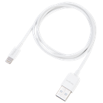 Sync & Charge Lightning Cable for Compatible Apple® Devices (1M)