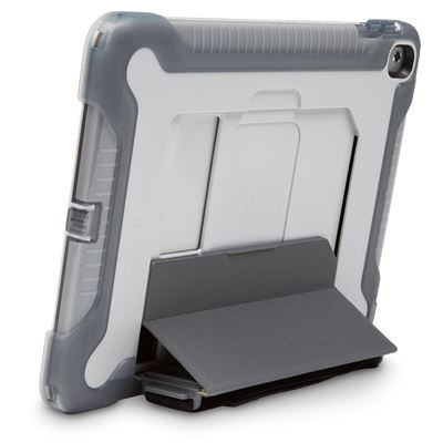 "Picture of SafePort Rugged Tablet Case for iPad (2018/2017), 9.7"" iPad Pro, iPad Air 2 - Grey/Black"